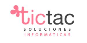 logotipo de Tictac Soluciones Informáticas