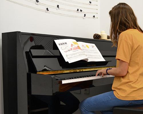 Clases de Piano en Valladolid